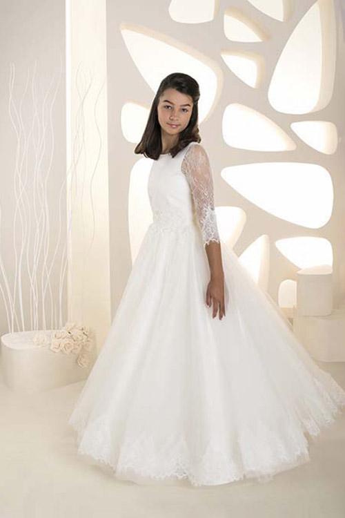 Bruidsmeisjes Communie k236